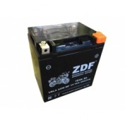 МОТО АКБ 'ZDF MOTO BATTERY' 1230 VRLA BLACK (YB30L-BS) (ОБРАТНАЯ)