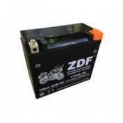 МОТО АКБ 'ZDF MOTO BATTERY' 1220 VRLA BLACK (YTX20L-BS) (ОБРАТНАЯ)